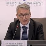 Marco Cavaleri, responsabile della strategia dei vaccini dell'Ema