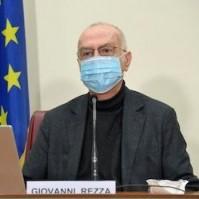 Gianni Rezza - direttore della Prevenzione del ministero della Salute,