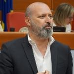 Presidente della Regione Emilia-Romagna Stefano Bonaccini